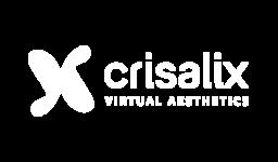 logo Crisalix blanc